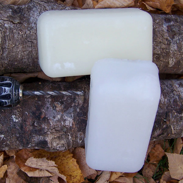 Cheese Wax for sealing plugs in logs